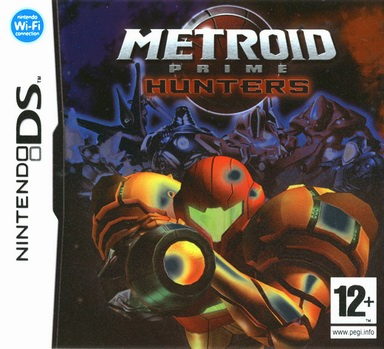 metroid prime hunter